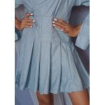 Wrapped Box Pleat Dress!