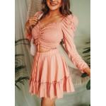 Twirls and Swirls Skirt Set!