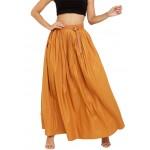 Pleated Tan Skirt!