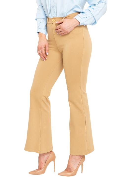 Boot Cut Slim Fit Trousers!
