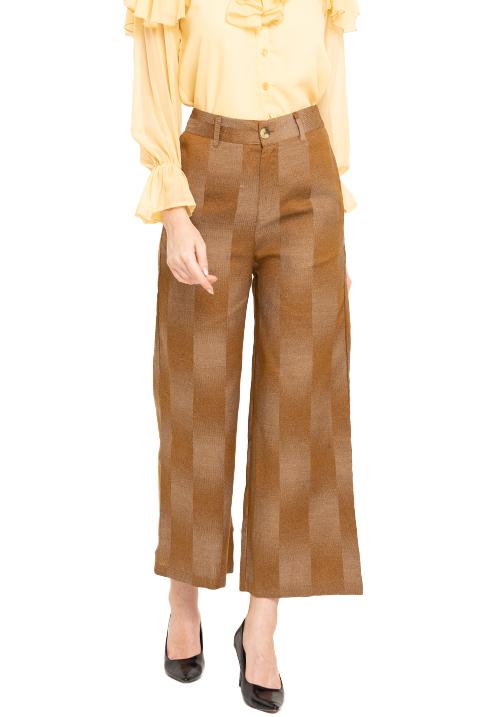 Wide Leg Khaki Pants!
